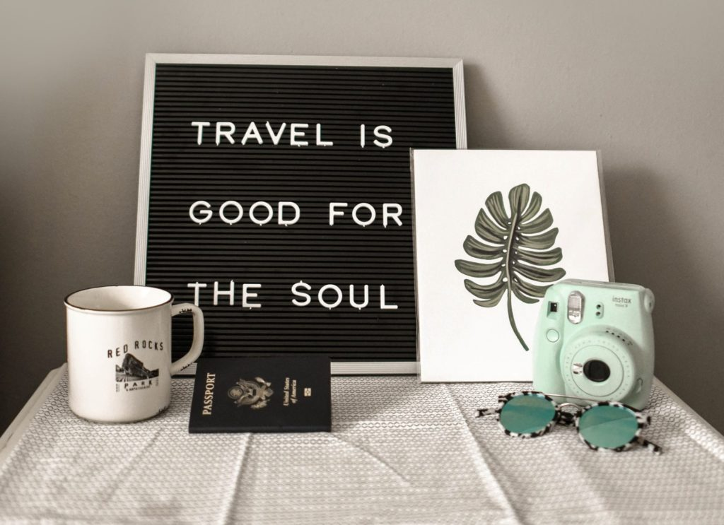 Traveling May Heal and Nurture Your Soul